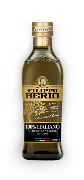 olio extra vergine di oliva 100% ita 750