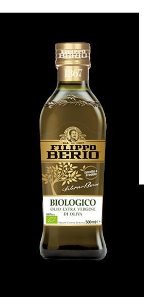 olio extra vergine di oliva biologico 500