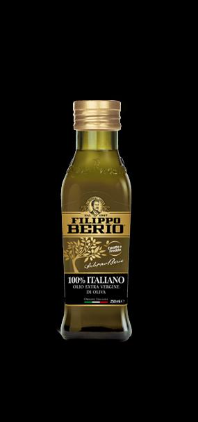 olio extra vergine di oliva 100% ita 200