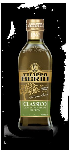 olio extra vergine di oliva classico 750